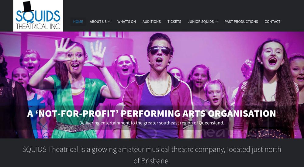 SQUIDS Musical Theatre