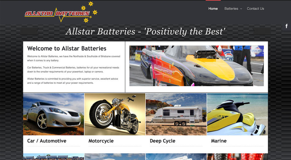 Allstar Batteries old site